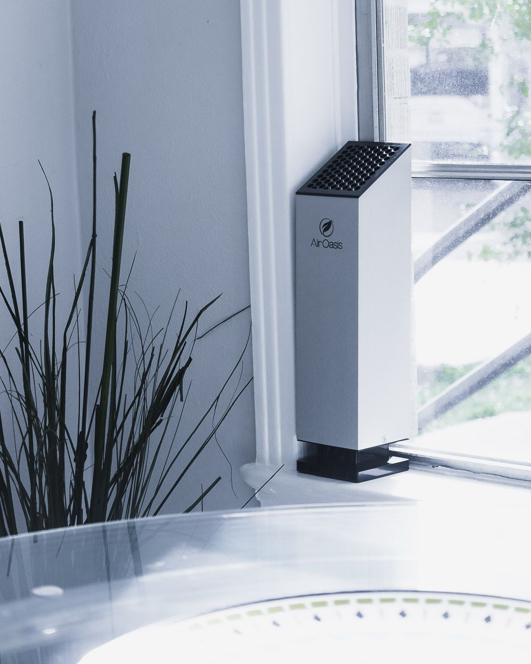 Breathe absolutely clean, fresh, and germfree air Get
