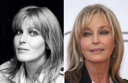 Hollywood S Hottest Women Before The 2000 S Where Are They Now Historychronicle Com Bo Derek Women 70s Women