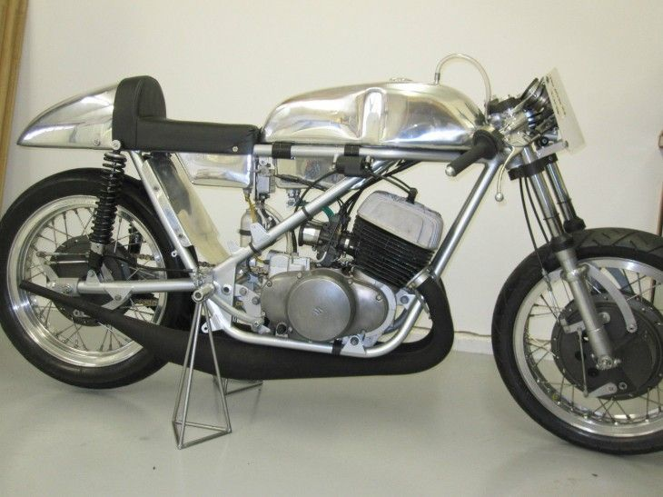 1971 Suzuki TR 500 Factory GP Race Bike