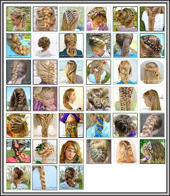 Locks and Locks of Hairstyles: ALL Our Hairstyles