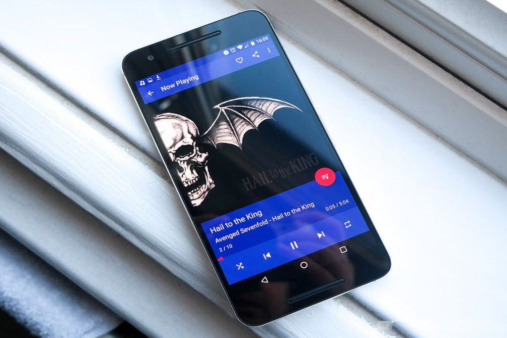 Quick roundup of best Android music player apps of 2016