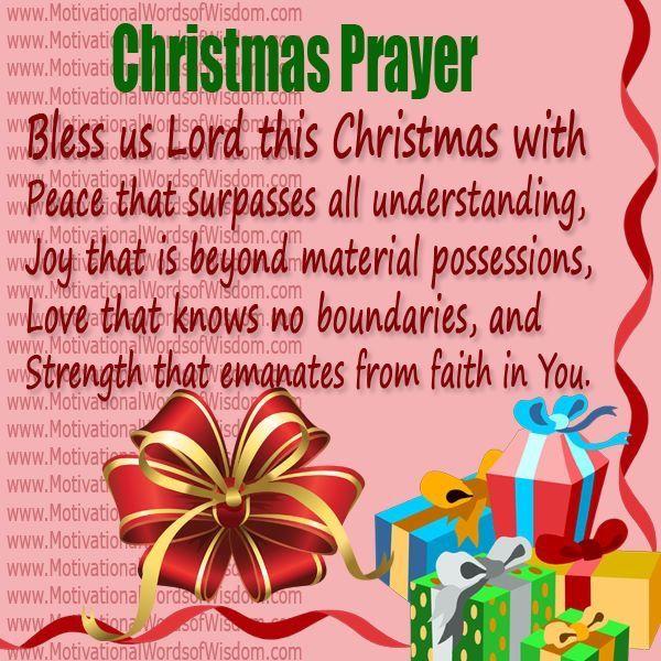 Christmas prayer more christmas pinterest bible christmas christmas prayer more m4hsunfo