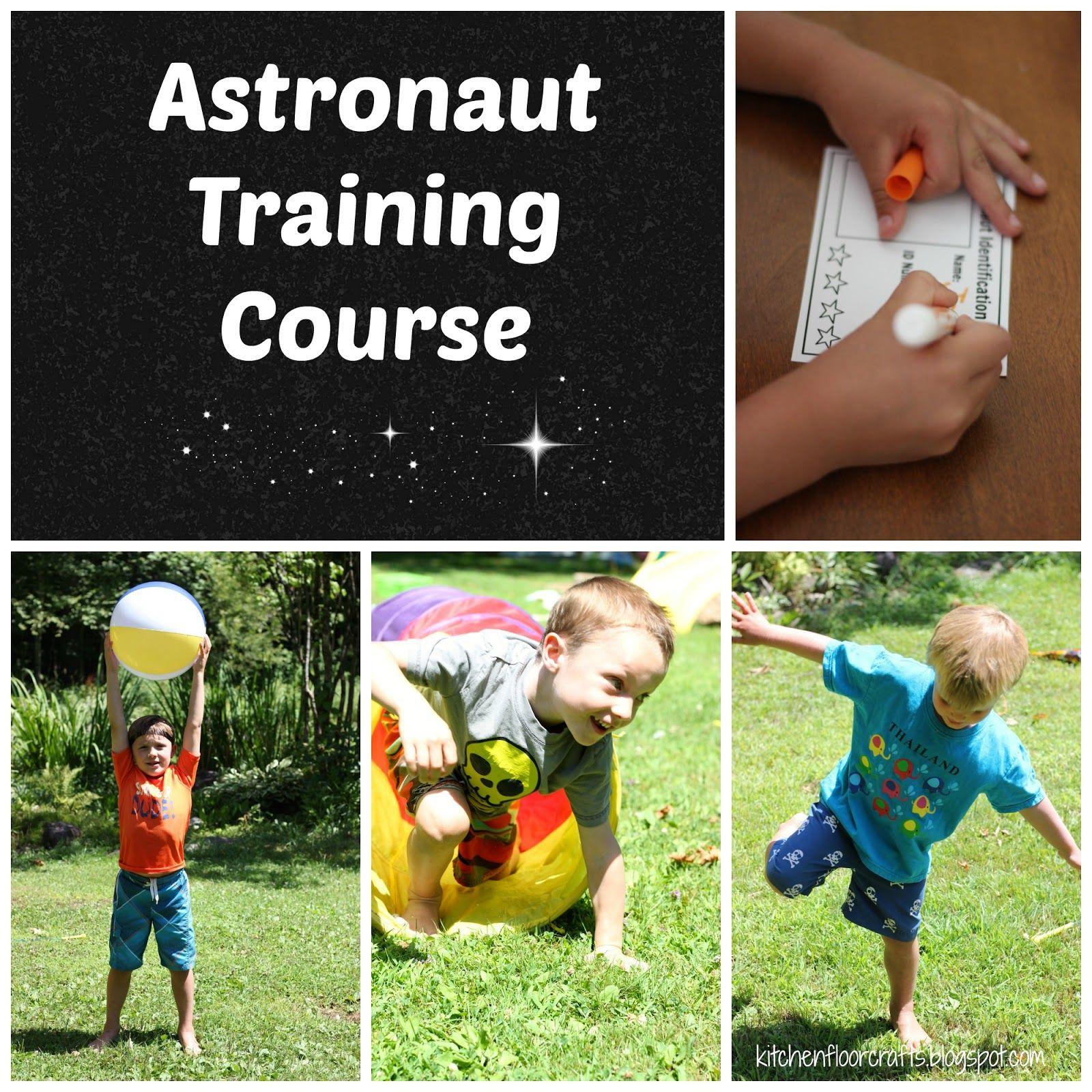 Astronaut Training Course
