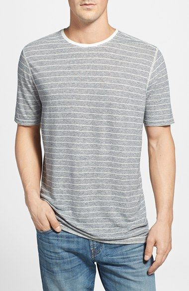 Tommy+Bahama+'Upland'+Stripe+Crewneck+T-Shirt+available+at+#Nordstrom