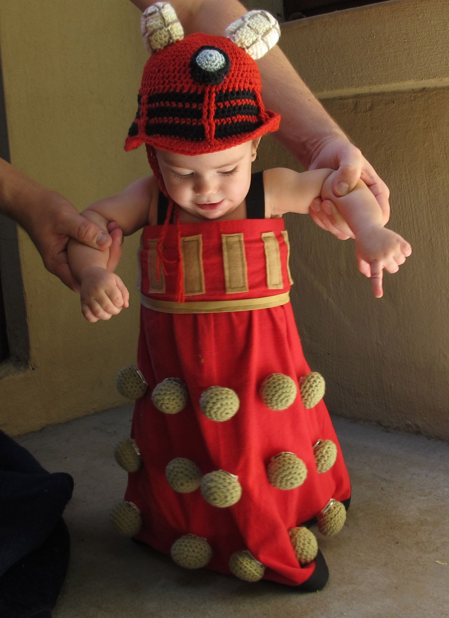 Sewing crochet baby cute dalek geekscape pinterest sewing crochet baby cute dalek bankloansurffo Image collections