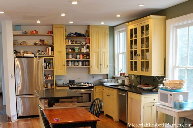 Planning An Old House Kitchen Remodel Considering Design And