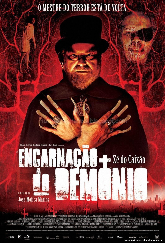 Giardini Da Incubo 2016 encarnação do demónio, 2008 - brazilian poster | cinema
