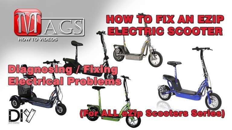 Electric Scooter Wiring Diagram Owner U0026 39 S Manual And How To