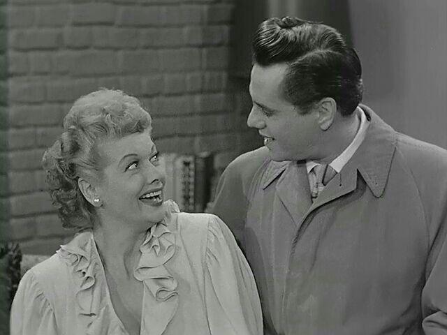 Lucy and Ricky Ricardo