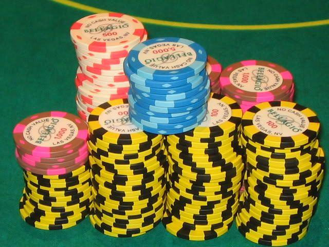 Texas holdem poker chip para kazanma hilesi