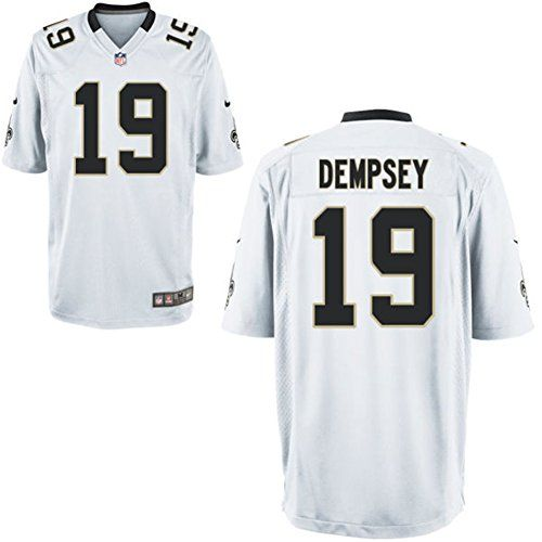 new product 01bf2 b18ed Tom Dempsey New Orleans Saints Throwback Jerseys | Cool ...