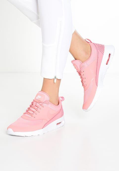 new product 178eb b1108 Chaussures Nike Sportswear AIR MAX THEA - Baskets basses - bright  melonwhite rose 120,00 € chez Zalando (au 080417). Livraison et retours  gratuits et ...