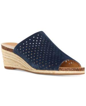 Lucky Brand Women's Jemya Slide Wedges -