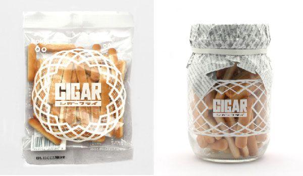 Hokka60 galletas japonesas y packaging atemporal –