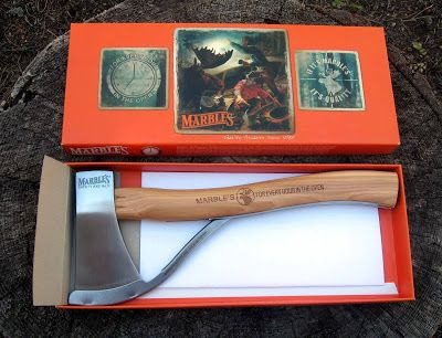 Review Marble S Safety Axe No 5 Not Recommended Axe Wilderness Survival Outdoor Activities