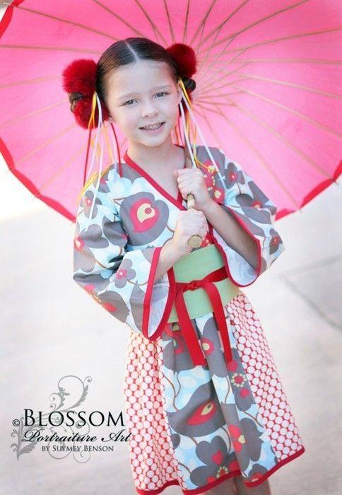 Vestidos de fiesta estilo japones