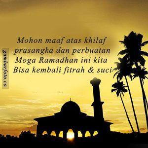 Kata Ucapan Menyambut Bulan Ramadhan 2018 Inpiration Website