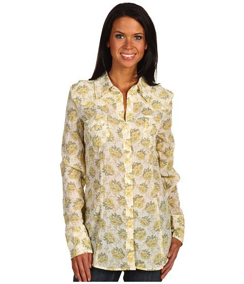 Roper Creme de la Creme Collection Georgette Print