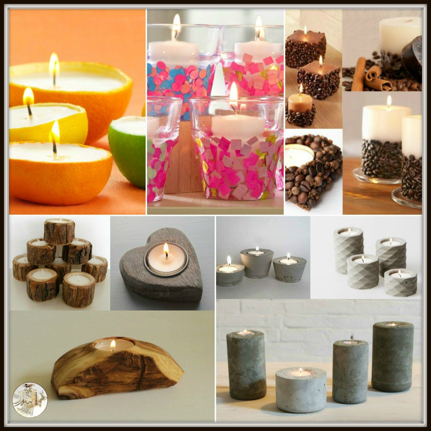 9 Ways To Make Diy Crafty Candle Holder For Lighting
