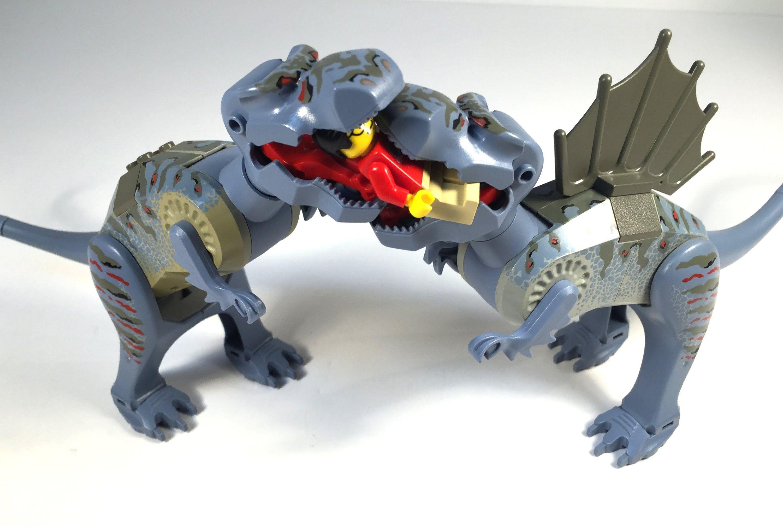 Lego dinosaurs 6720 tyrannosaurus rex from 2001 - Lego spinosaurus ...