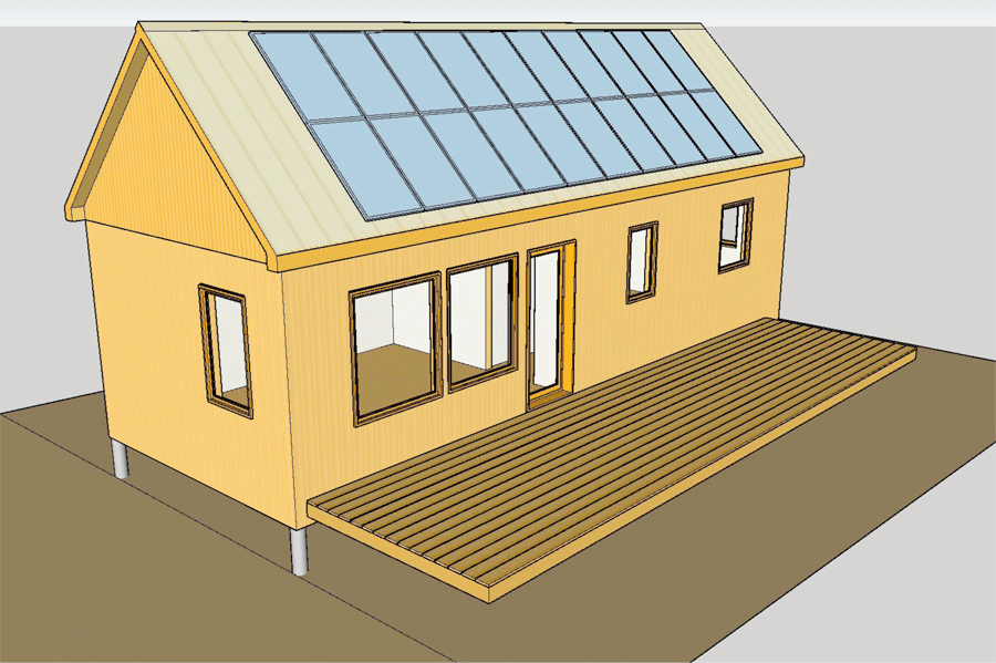 Small House With Images Small House Small House Construction Construction Cost