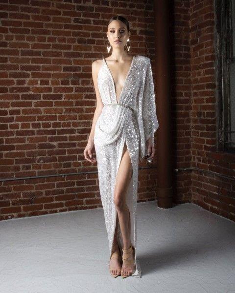 Michael Costello Harper 2019 Dresses Evening Dresses Fashion