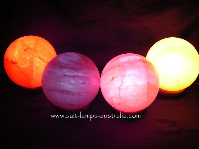 Village Originals Salt Lamps : Himalayan Salt Lamps Planets - Mars, Venus, Earth, Sun #saltlamps http://www.saltlampsaustralia ...