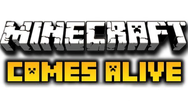 Minecraft KH: Minecraft 1.7.2 y 1.7.10 Comes Alive Mod