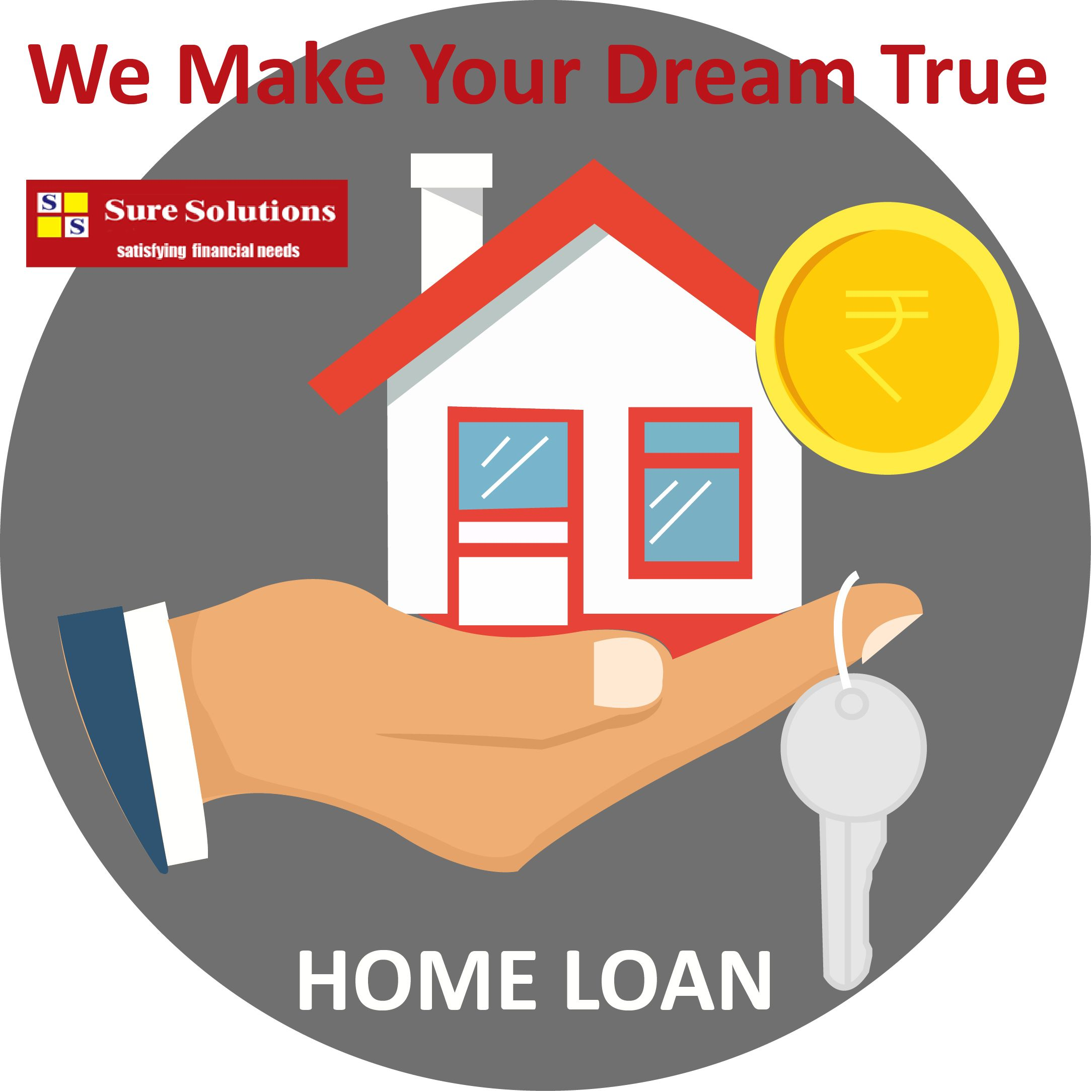 Sure Solutions A Home Loan Is A Smarter Way To Go About Buying A Home Of Your Own With Sure Solutions Home Loans The Home Of Y Home Loans Loan Personal
