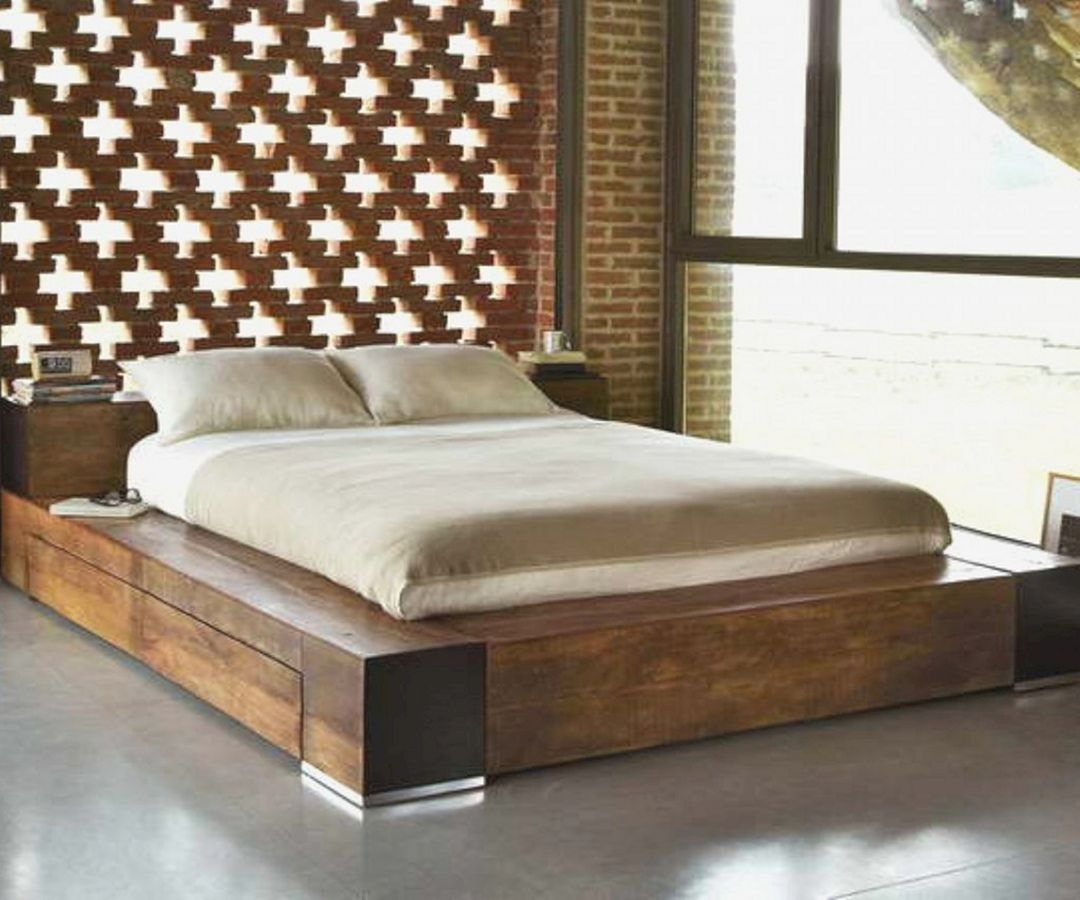 Phenomenal Top 10 Unique DIY Bed Frame Ideas To Make Your ...
