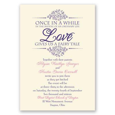 Pin On Wedding Invitation Trends