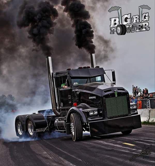Hueyhirsute Kenworth Trucks Trucks Big Trucks