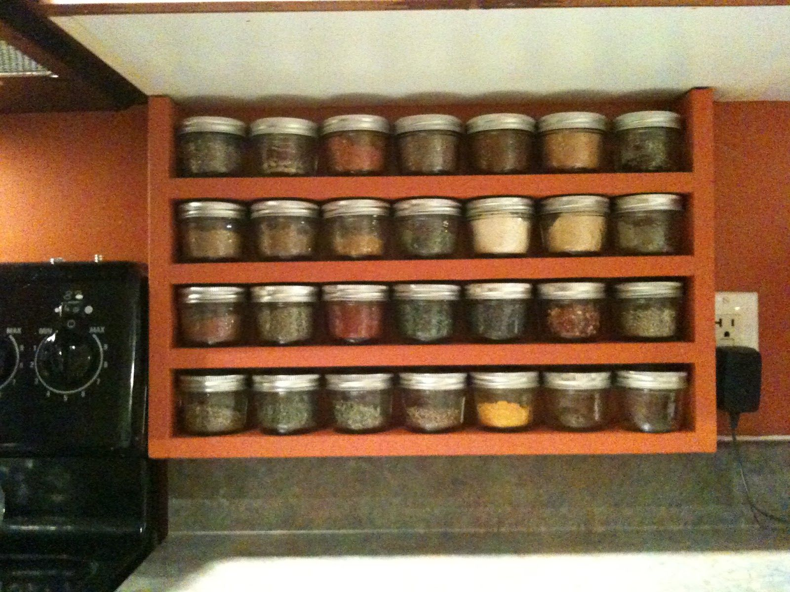 20 Spice Rack Ideas For Both Roomy And Cramped Kitchen Diy Spice