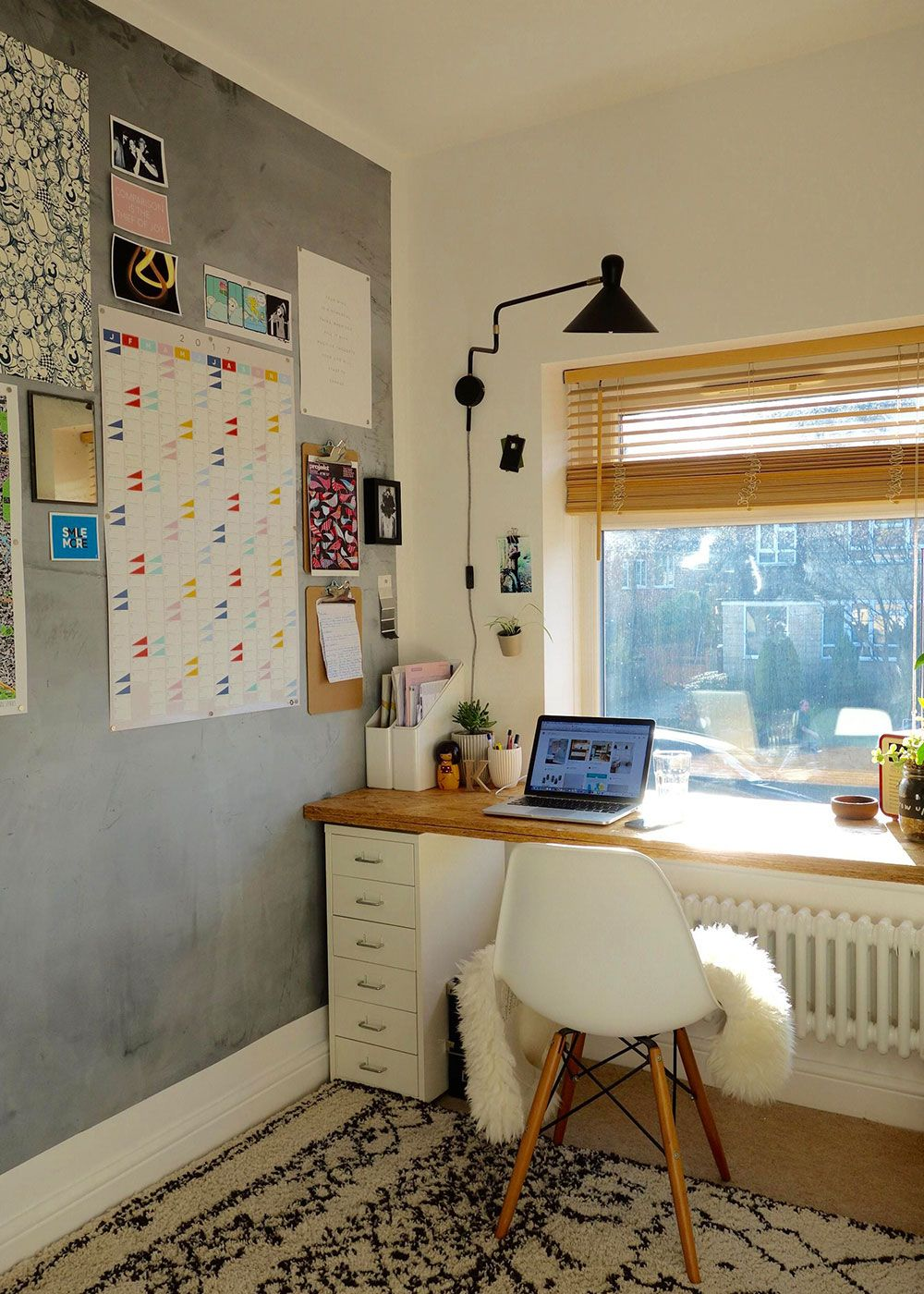 You Donu0027t Need A Dedicated Room To Create Your Own Home Office Space