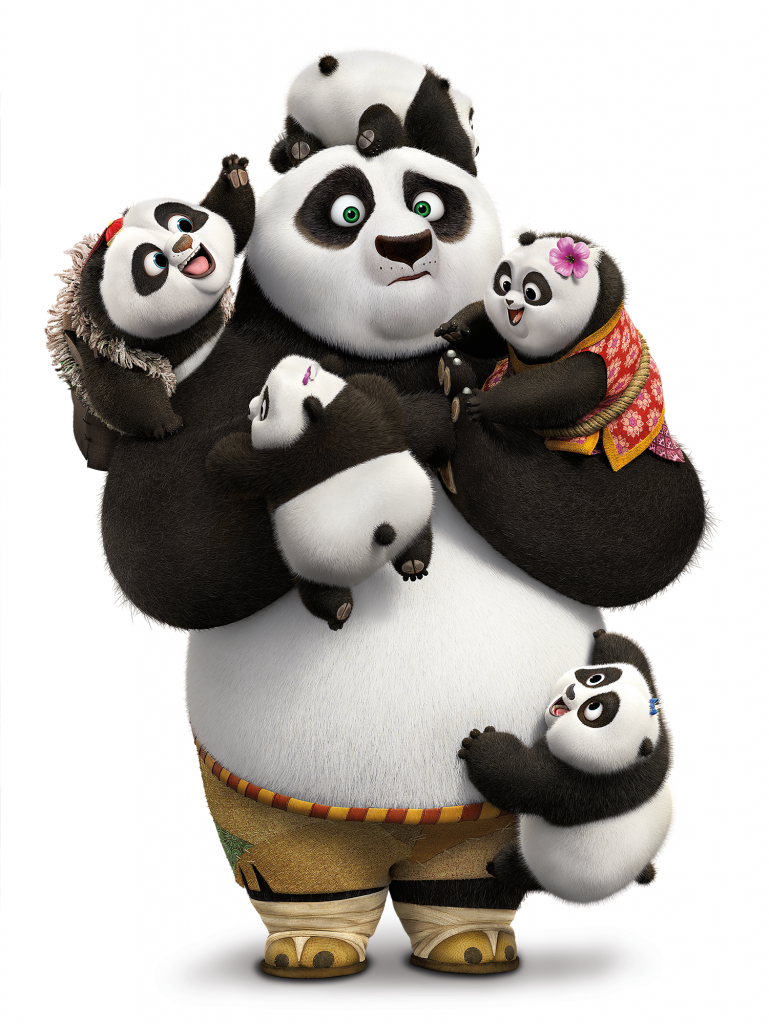 kung fu panda 3 awesome edition on blu-ray and dvd june 28! plus
