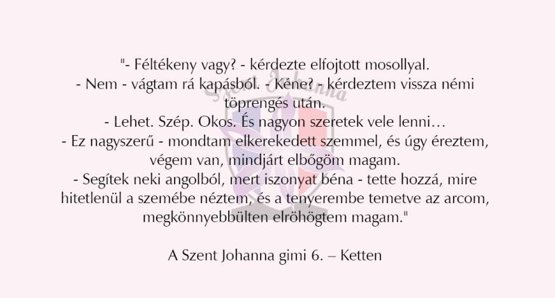 szjg 6 idézetek Szent Johanna Gimi   I love books, Love book, Books
