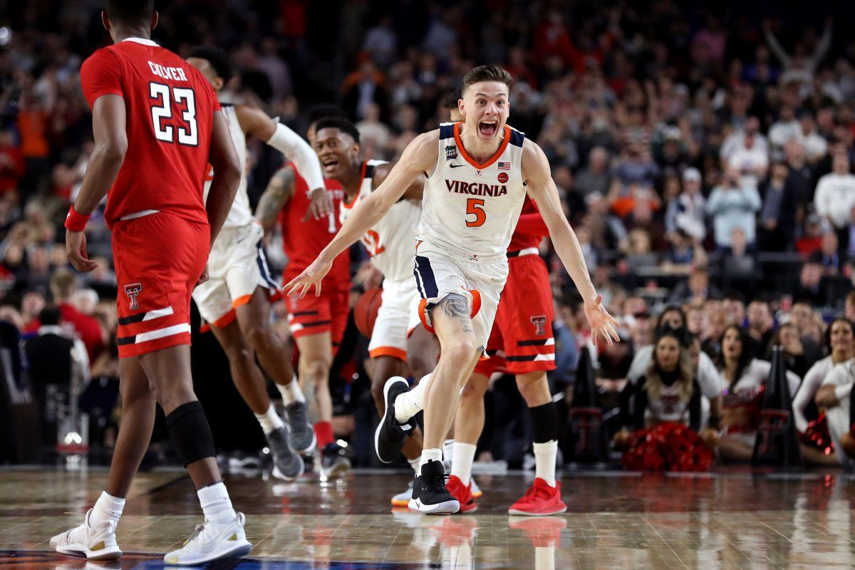 Kyle Guy leaving UVA early for NBA draft Virginia cavaliers