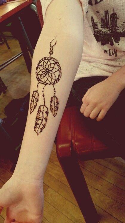 Dream Catcher Henna Tattoo Designs: Henna Tattoo Designs, Tattoos