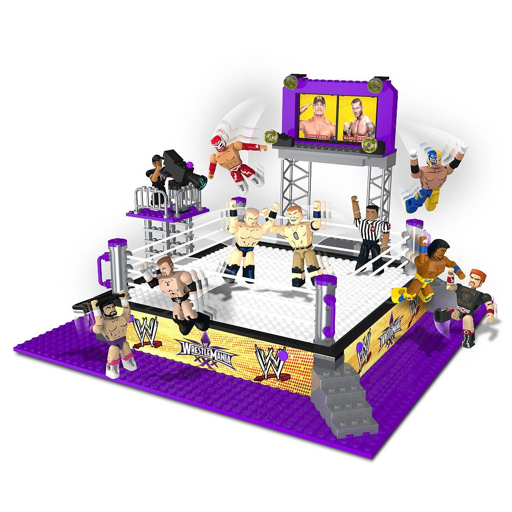 Toys R Us Wwe Rings : Wwe wrestling action figures toys quot r us À acheter