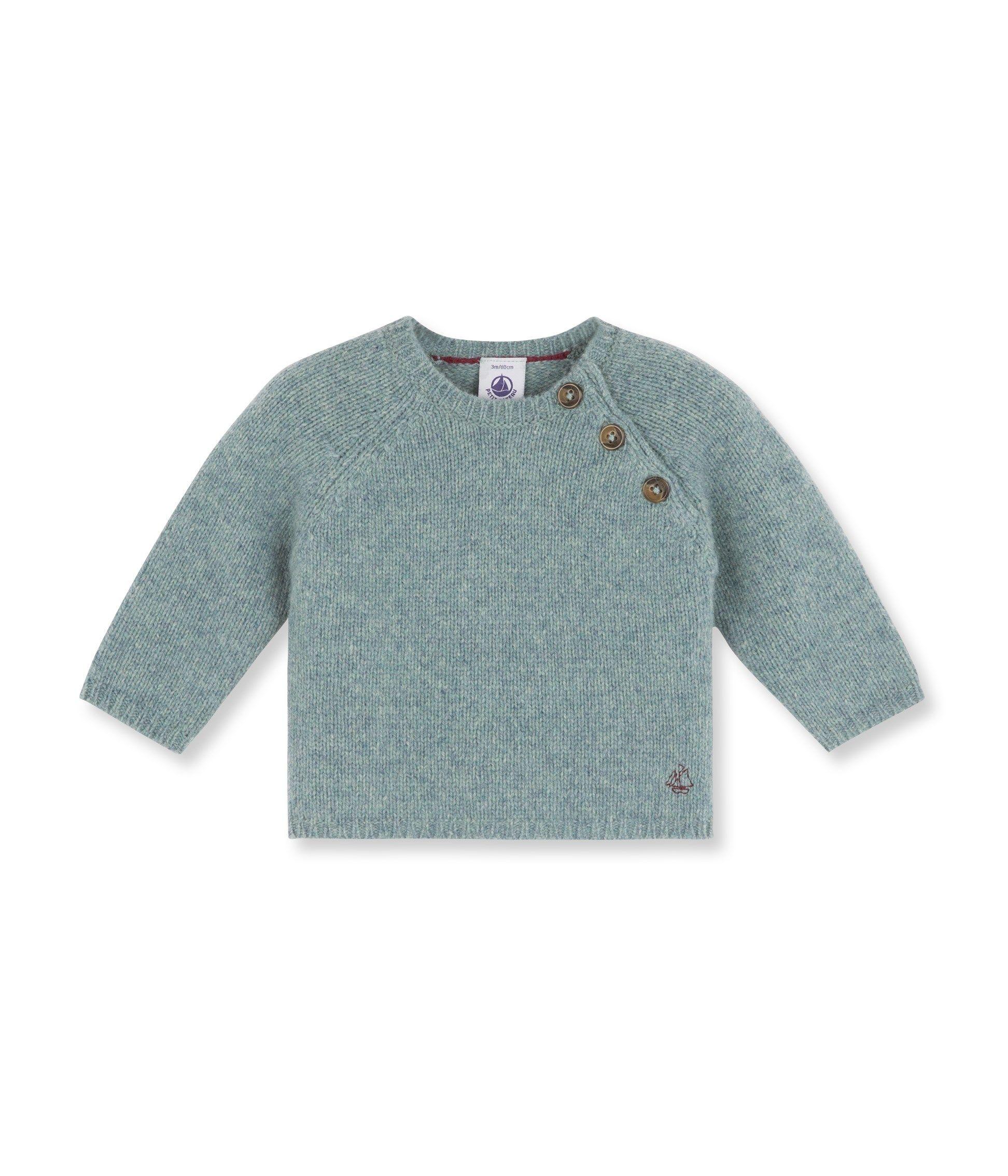 Petit Bateau Baby-Jungen Sweatshirt