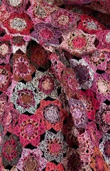 wunderschöne Hekelarbeit | handwerken haken | Pinterest ...