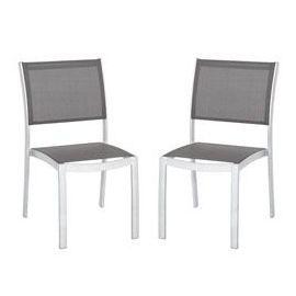 Lot De 2 Chaises Hina Oogarden | Chaise de jardin