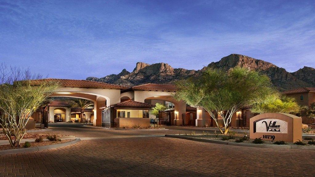 10730 N Oracle Rd, Tucson, AZ 85737 Tucson apartments, Villa