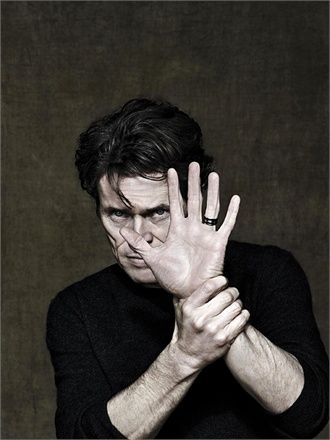 Willem Dafoe for Bulgari & Save the Children. Stop.Think.Give