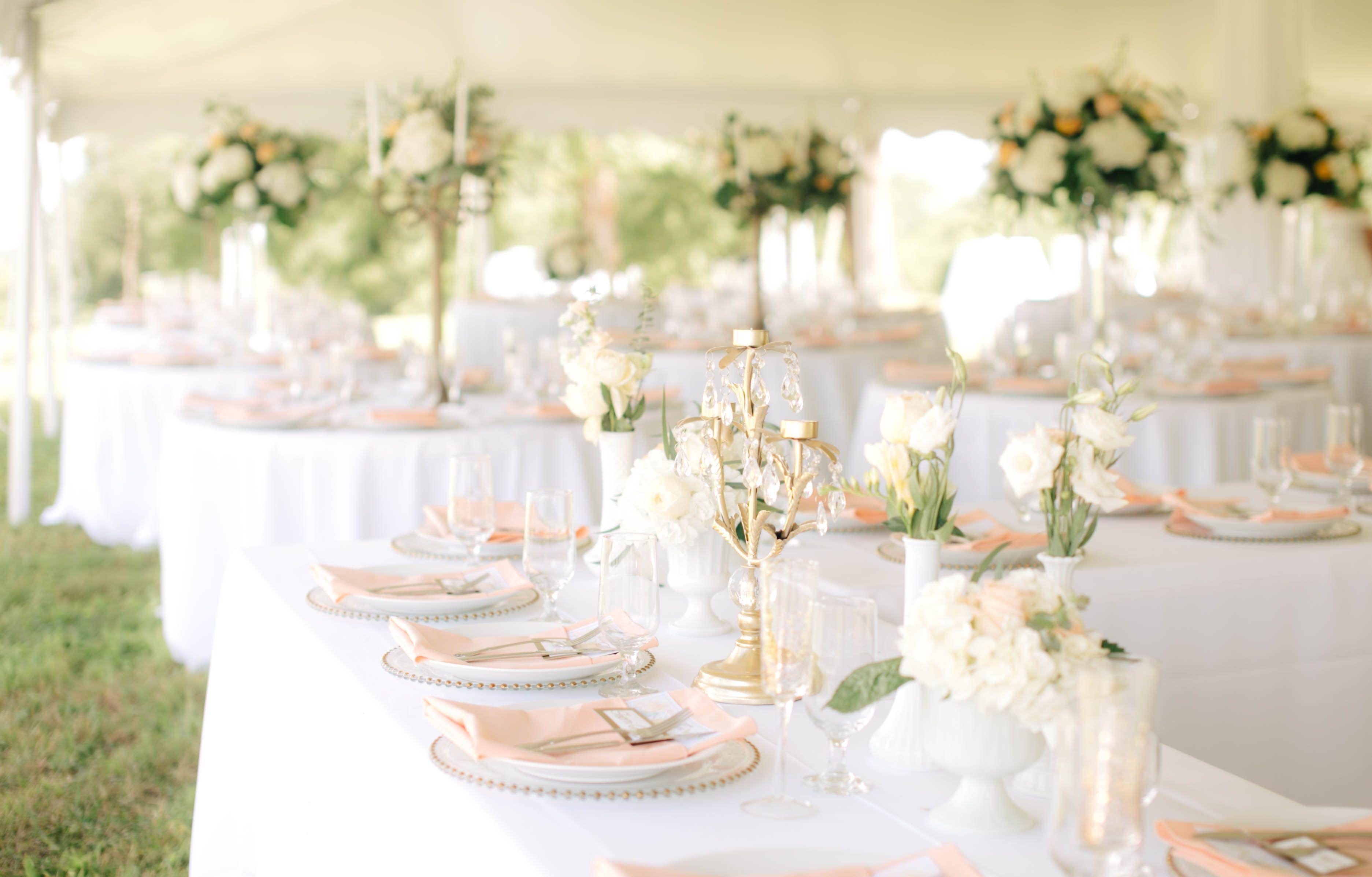 30 Wedding Decor Rentals Utah Dekorasi Perkawinan Dekor Beautiful