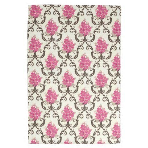 Vintage Floral Wallpaper, Pink Brown Ivory Pattern Kitchen Towelshttp://www.etsy.com/market/antique_wallpaper