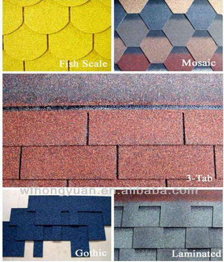 Red Mosaic Asphalt Shingles Hexagonal Roof Tiles Hot Sell In India Shingle Roof Tiles Asphalt Roof Shingles Roof Building Materials