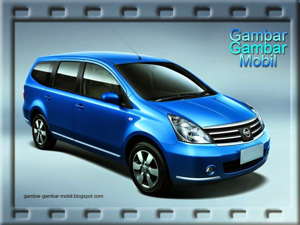 Gambar Mobil Nissan Grand Livina Nissan Mobil Gambar