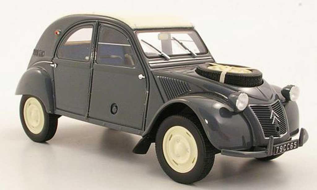 Citroen 2cv 4x4 Sahara Gray 1 18 Fabrikant Ottomobile Miniatures Citroen 2cv Citroen Citroen Car