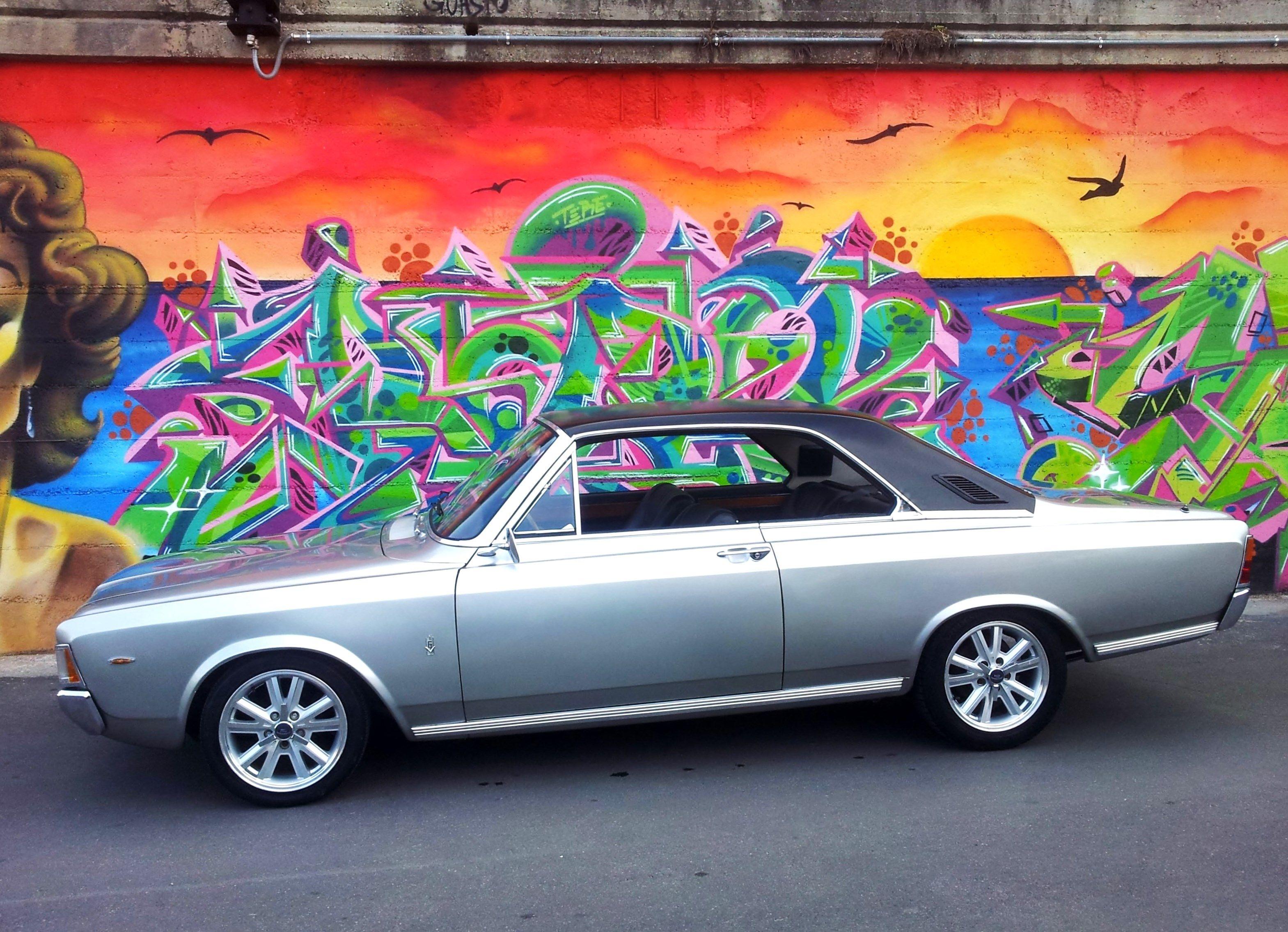 Ford Taunus Coupe 2300s Xl V6 X Info Tel3345717642 Auto Auto